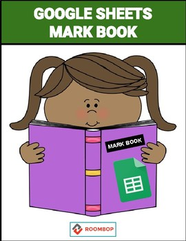 Mark Book Template with Guide