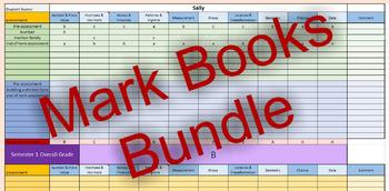 Mark Books Bundle