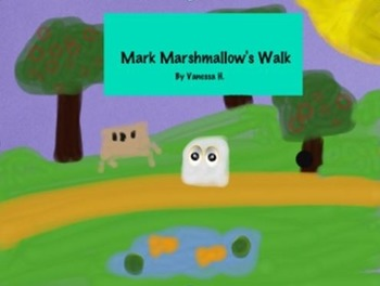 Mark Marshmallow's Walk