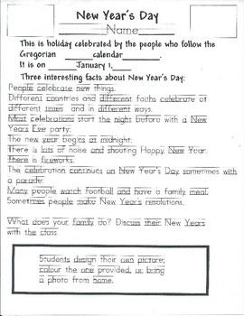 Mark On Your Calendar New Year's Eve Celebration