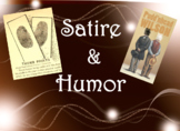 Mark Twain, Humor, and Satire