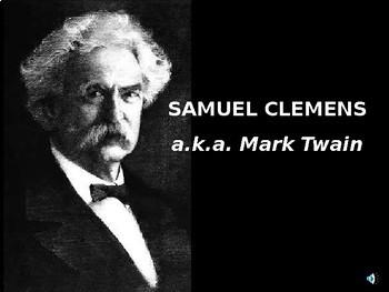 Image result for Samuel Clemens