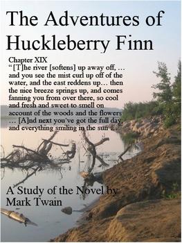 Mark Twain Studies: Huck Finn, Four Quizzes, 11-13 Items Each, Answer Key, 5 pp.