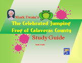 Mark Twain: The Celebrated Jumping Frog of Calaveras County - Study Guide