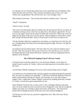 Mark Twain - Three Easy Reading Stories