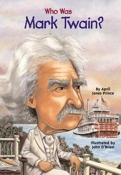 Mark Twain - Timeline