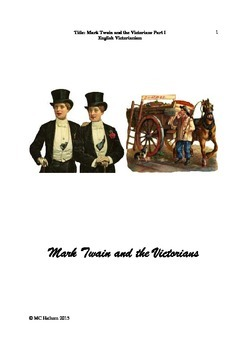 Mark Twain and The Victorians