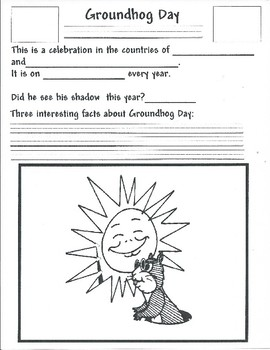 Mark Your Calendar: Groundhog Day