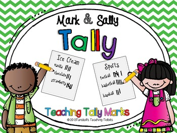 Mark and Sally Learn To Tally {Canadian Version}