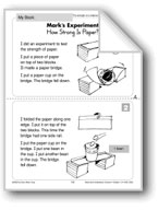 Mark's Experiment: How Strong Is Paper? (Physical Science/