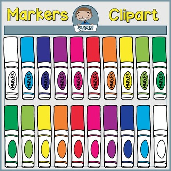 Marker Clipart