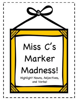 Marker Madness