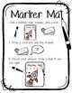 Marker Mat Fact Fluency Station Addition to 20 Facts