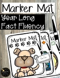 Marker Mat Fact Fluency Within 20 Station - Addition to 20 Facts