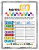 Marker Words Write and Wipe Activity-first 100 Fry Sight Word List