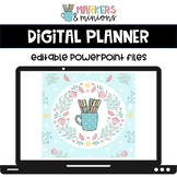 Markers and Minions Teacher Planner