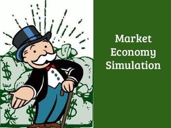 Market Economy/Capitalism Simulation