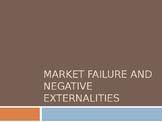Market Failure Lesson 2 - Negative Externalities
