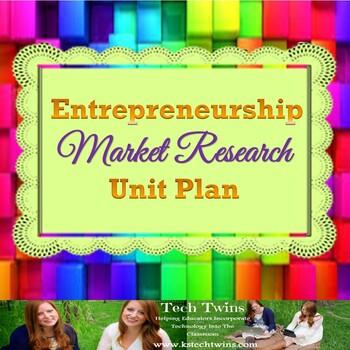 Entrepreneurship Unit 5- Market Research