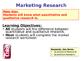 Market Research - Lesson 3/3 - Quantitative & Qualitative Marketing Research