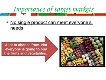 Market Segmentation with Target Market People Assignment