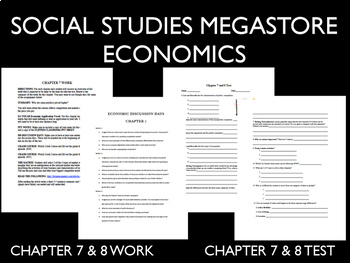 Market Structures & Employment, Labor, and Wages