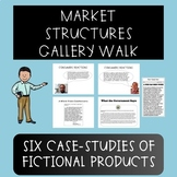 Market Structures Gallery Walk