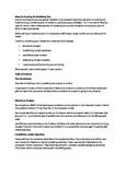Marketing Assessment Guide