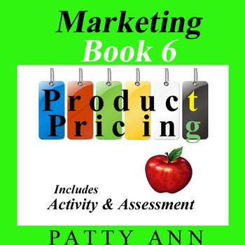 Marketing Book 6 > Product Pricing + Fun Learning Activity & Quiz!