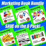 Marketing Books 1-6 > Bundled $avings Packed with Fun Activities, Tests + More!