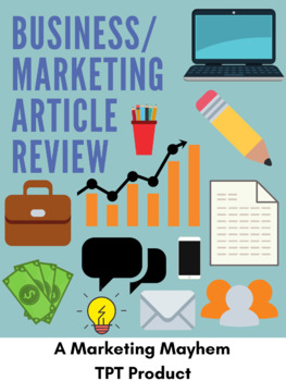 Marketing/Business Article Review