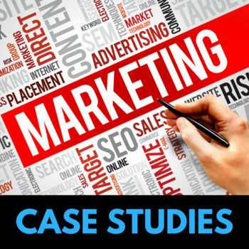Marketing Case Studies and Questions