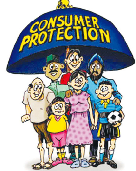 Marketing: Consumer Protection Laws Graphic Organizer with Answer Key Pair Share