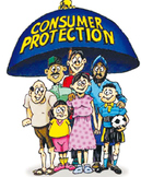 Marketing: Consumer Protection Laws Graphic Organizer with