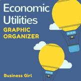 Marketing Economic Utilities Graphic Organizer