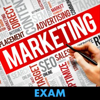 Marketing Exam
