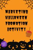 Marketing Halloween Promotion Activity