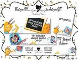 Marketing Maven BRIGHT DAY MEGA PACK: Product Mockup, Blog