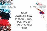Marketing Maven JULY Tassels DECORATIVE: Product Mockup, B