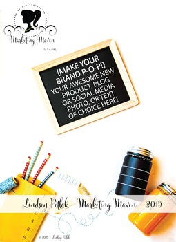 Marketing Maven SCHOOL BRIGHTS SINGLE IMAGE 2 (Vertical)