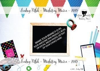 Marketing Maven SCHOOL BRIGHTS SINGLE IMAGE 4 (Horizontal)