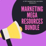 Marketing Mega Resources Bundle
