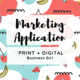 Marketing Mix and Functions Application Questions