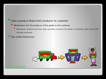 Marketing Placement (Distribution) PowerPoint