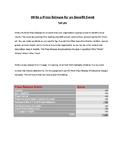 Marketing Press Release