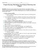 Marketing Project Runway