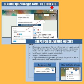 Marketing Quiz in Google Forms - Digital Marketing Buzzwords