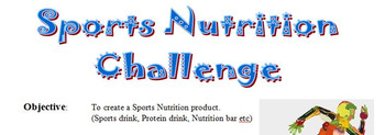 Marketing: Sports Nutrition Product Project