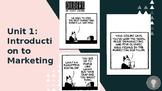 Marketing: Unit 1: Introduction to Marketing Presentation
