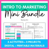 Marketing Unit Mini-Bundle